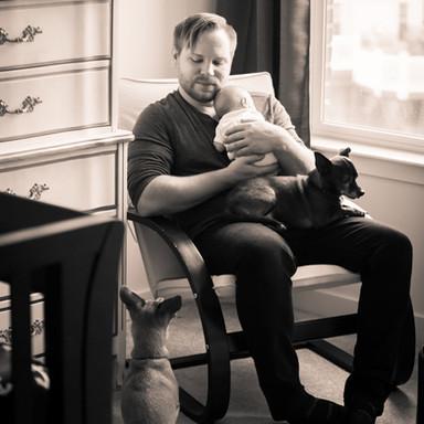 Ben Kai and pups