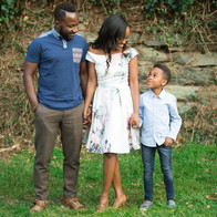 Kaylia Fred Family Photo