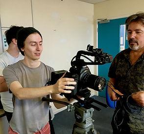 Film making workshop with James Price.jp