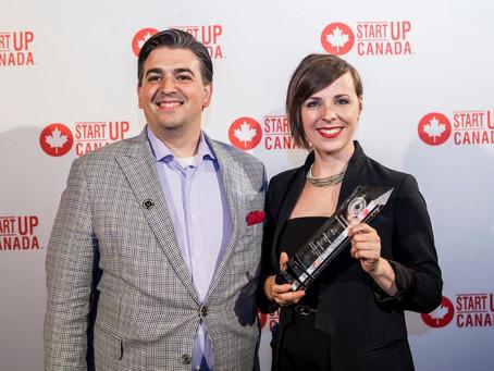 Volition Advisors - 2018 Startup Canada Award Winner