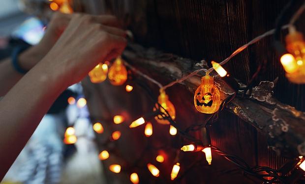 Halloween String Lights