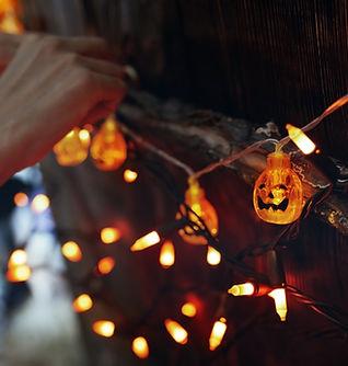 Хэллоуин String Lights