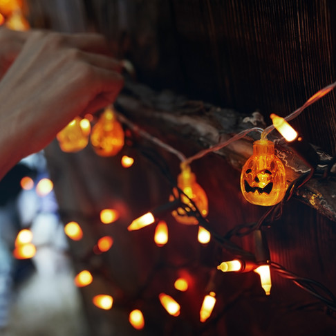 PREPARING YOUR HOME FOR SALE SHOULDN'T BE A HALLOWEEN NIGHTMARE!