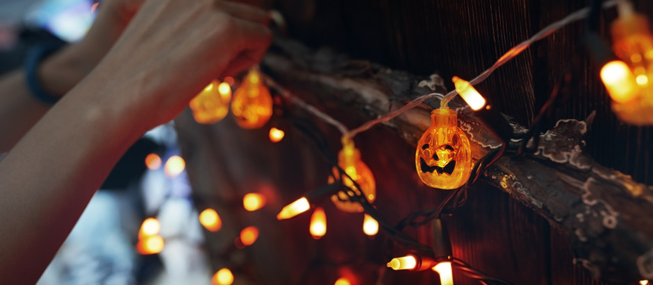 10 Covid Friendly Halloween Ideas for the Family
