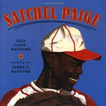 Satchel Paige (Hard Cover)
