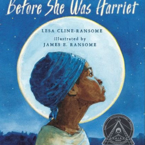 Before She Was Harriet (Paperback)