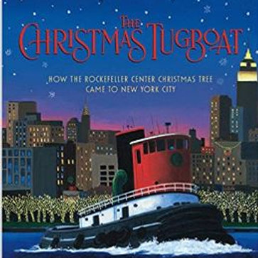 Christmas Tugboat: How the Rockefeller Center Christmas Tree Came to NYC