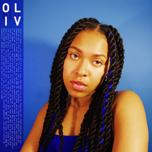 Oliv Blu - Say It (Single)