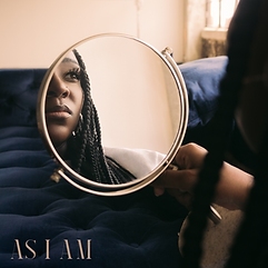 Brittney Carter - As I Am Front Cover.pn