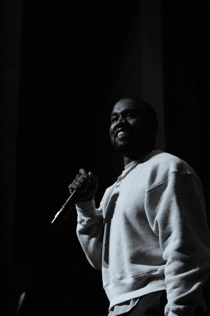 Kanye West by Davethe0g