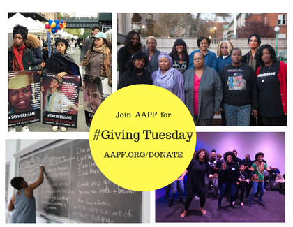 SUPPORT INTERSECTIONALITY IN ACTION THIS #GIVINGTUESDAY