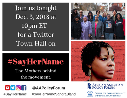 JOIN OUR TWITTER TOWN HALL AT 10PM EST!