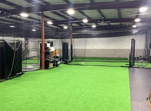 Now Open: Rhode Island's Only Woman-Owned Softball Training Facility