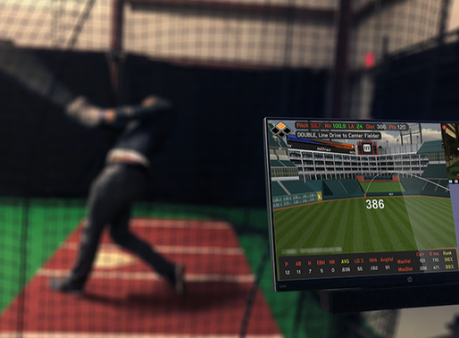 The Backstop adds HitTrax Technology to Softball Facility