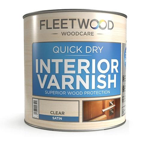 Fleetwood Quick Dry Interior Varnish