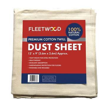 Fleetwood Dust Sheet