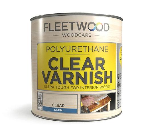 Polyurethane Clear Varnish
