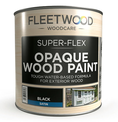 Super Flex Woodpaint