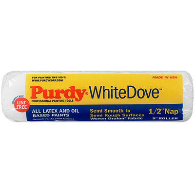 Purdy White Dove Roller 1/2 Nap