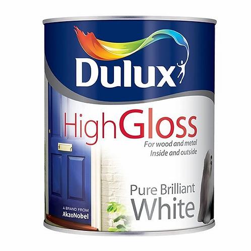 Dulux Oilbased High Gloss