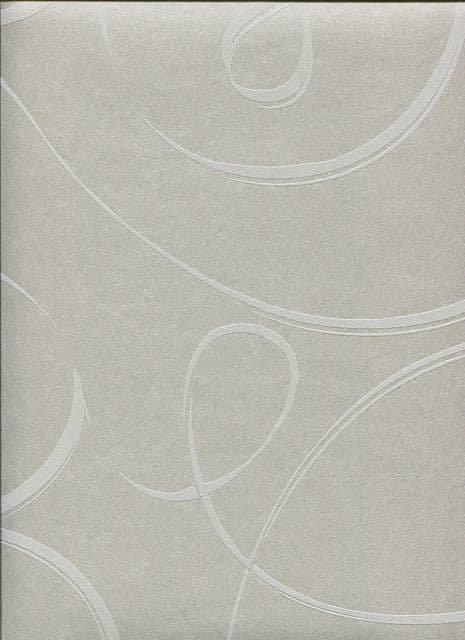 Grey Swirl Design