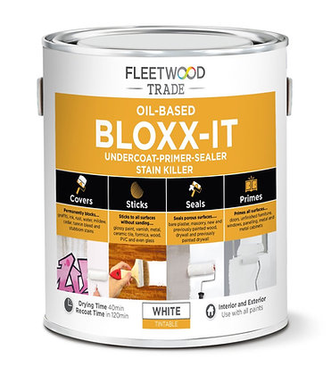 Fleetwood Bloxx-it