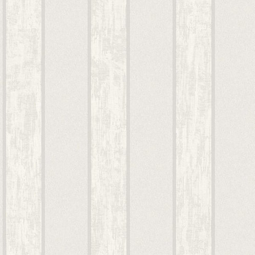 Italian Seren Stripe White