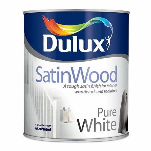 Dulux Oilbased Satinwood