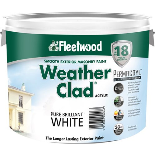 Fleetwood Weatherclad Brilliant White
