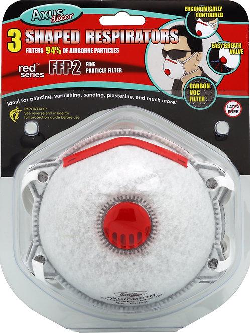 Axus Red Series 3 Respirator