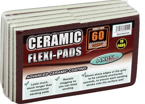 Axus Ceramic Flexi Sanding Pads