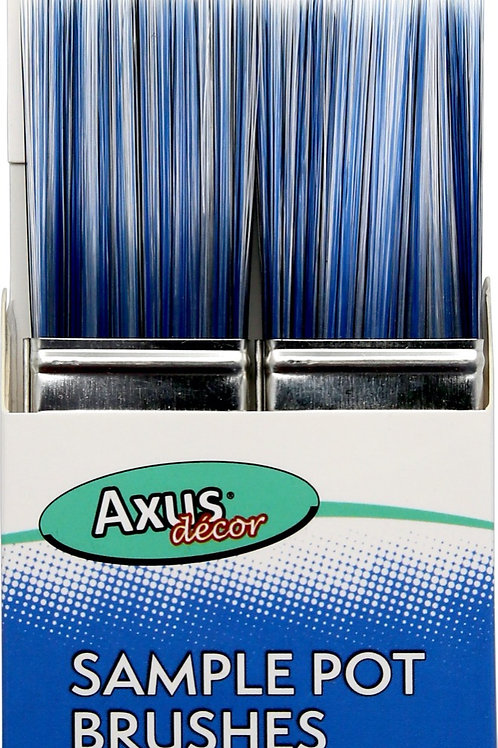 Axus Sample Pot Brushes