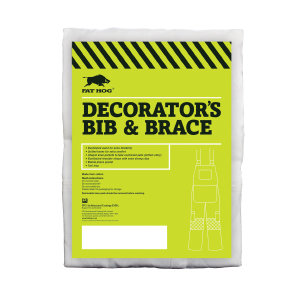 Fat Hog  Decorators Bib & Brace