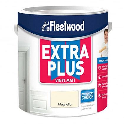 Fleetwood Extra Plus Vinyl Matt Magnolia