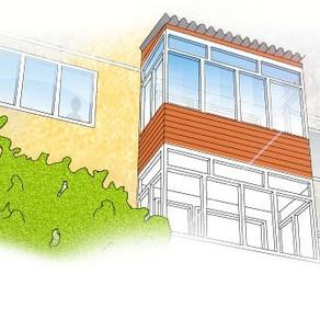 Ремонт, остекление, переустройство балконов и лоджий. Законно ли?
