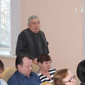 Семинар в администрации Промышленновского муниципального района.