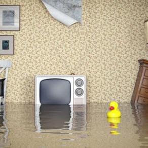 Мокрые неприятности в домашних условиях.