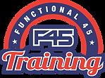 F45 Training Jakarta Indonesia Log