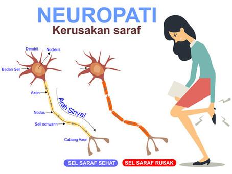 Apa itu Neuropati? Apa Penyebabnya?