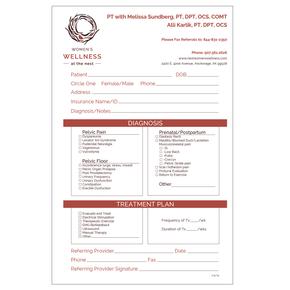 Geneva Woods Referral Sheet