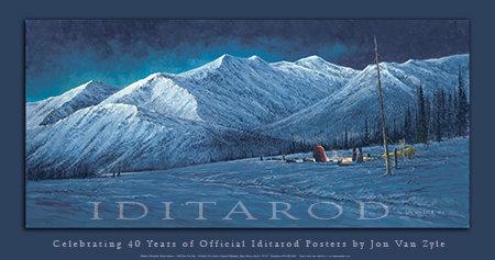 2016 Iditarod Poster