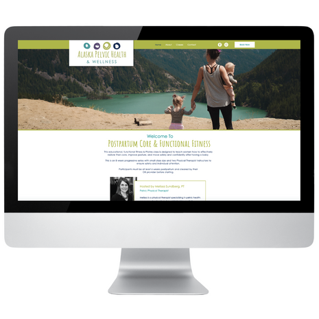 AK Pelvic Health & Wellness Website