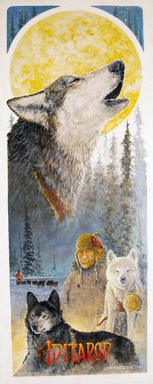2015 Iditarod Poster