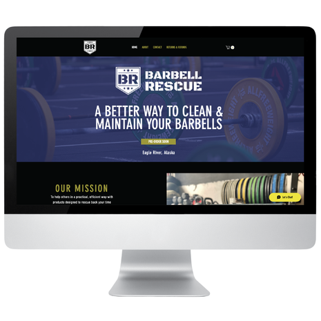Barbell Rescue