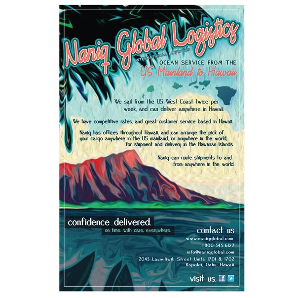 Naniq Poster