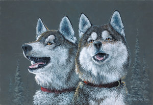 Two Tenors - $6000.00 - SOLD