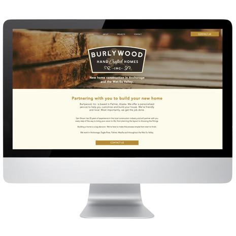 Burlywood Inc. Website