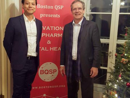 "Boston QSP November Event ""Innovation in BioPharma & Digital Health"": The Photo Blog"