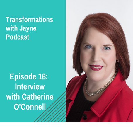 Episode 16: Interview with Catherine O'Connell, Catherine O'Connell Law