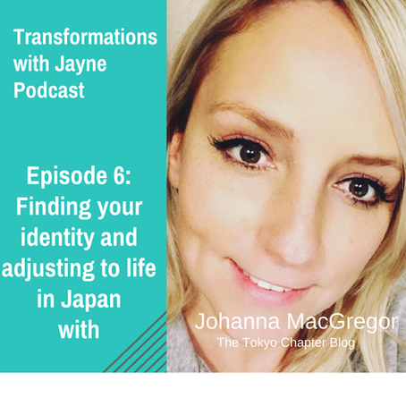 Podcast: Episode 6- Interview with Johanna MacGregor